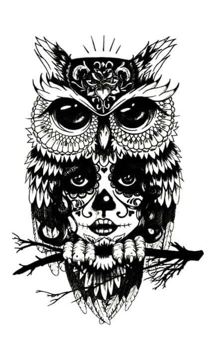 Dočasné tetování AT-8224